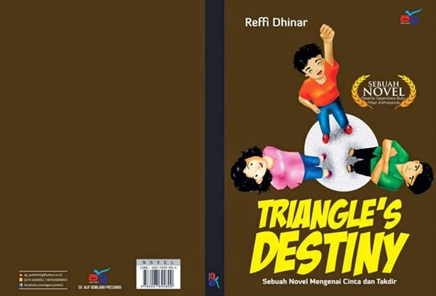 My First Book : Triangle's Destiny