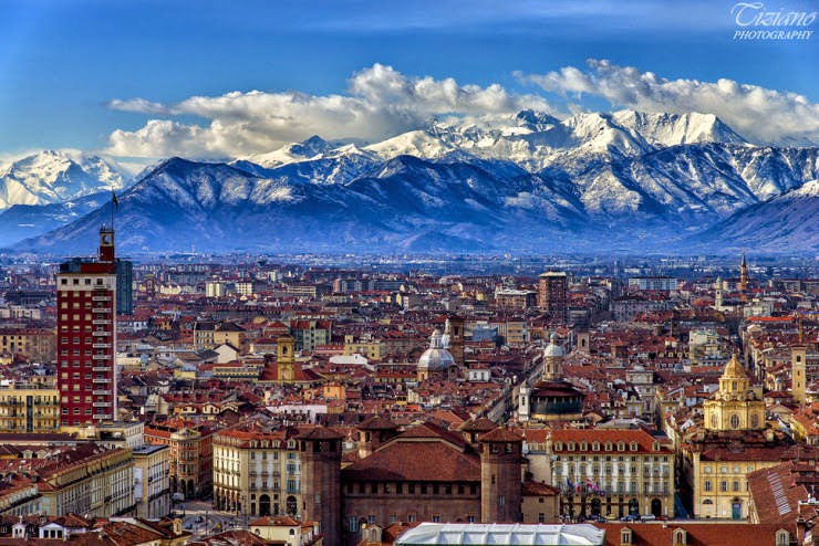 3. Torino, Italy - 30 Best and Most Breathtaking Cityscapes