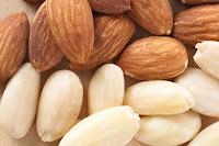 43 γραμμάρια αμύγδαλα την ημέρα  ωφελούν την «καλή» χοληστερόλη