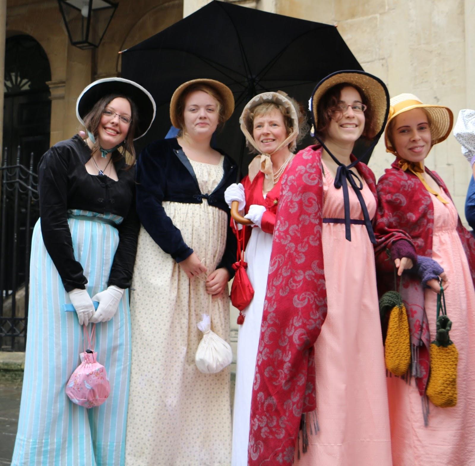 Regency: Regency History: Jane Austen Festival 2016 Regency