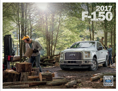 Downloadable 2017 Ford F-150 Brochure