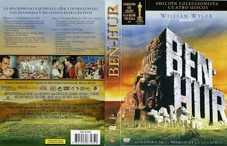 Carátula dvd: Ben-hur (1959)