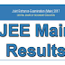 JEE Main Results 2017 www.jeemain.nic.in JEE Mains Answer Key 2017 Download
