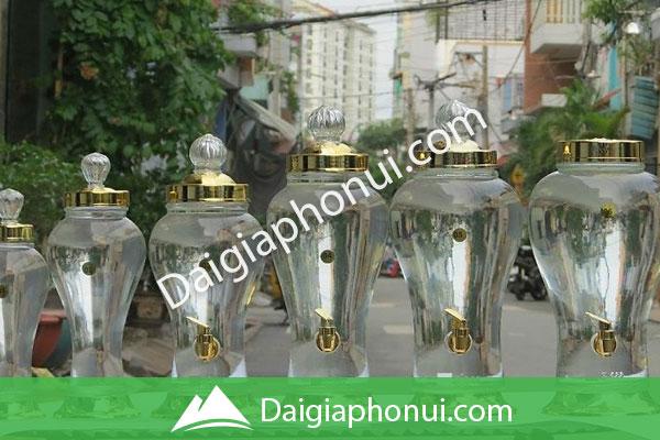 Bình Ngâm Rượu Việt Nam - Dai Gia Pho Nui