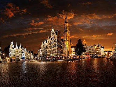 Belgium Travel Guide - Christmas with Chocolate, Beer and Art