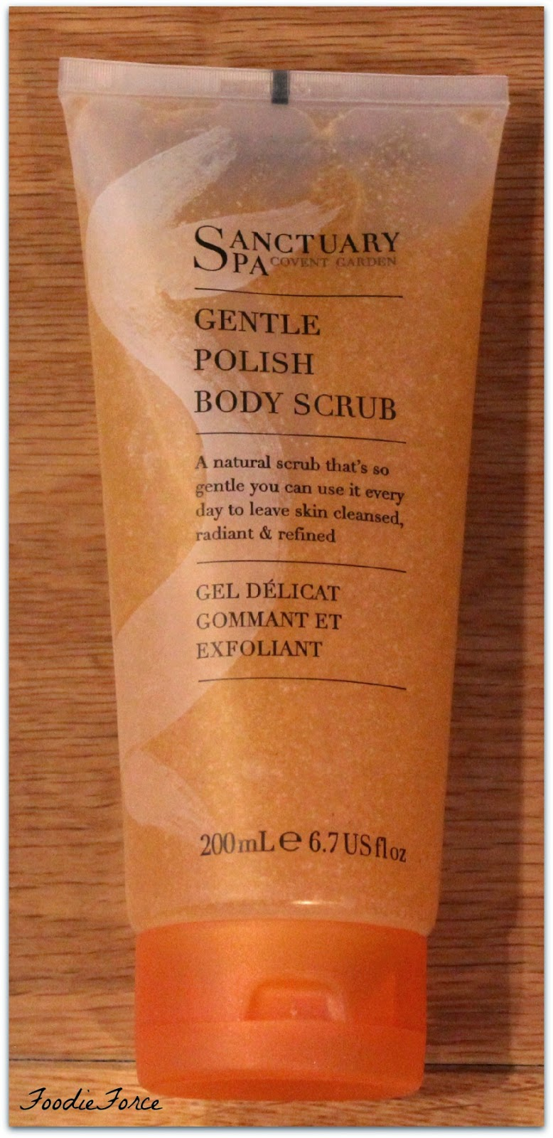 Sanctuary Gentle Polish body scrub