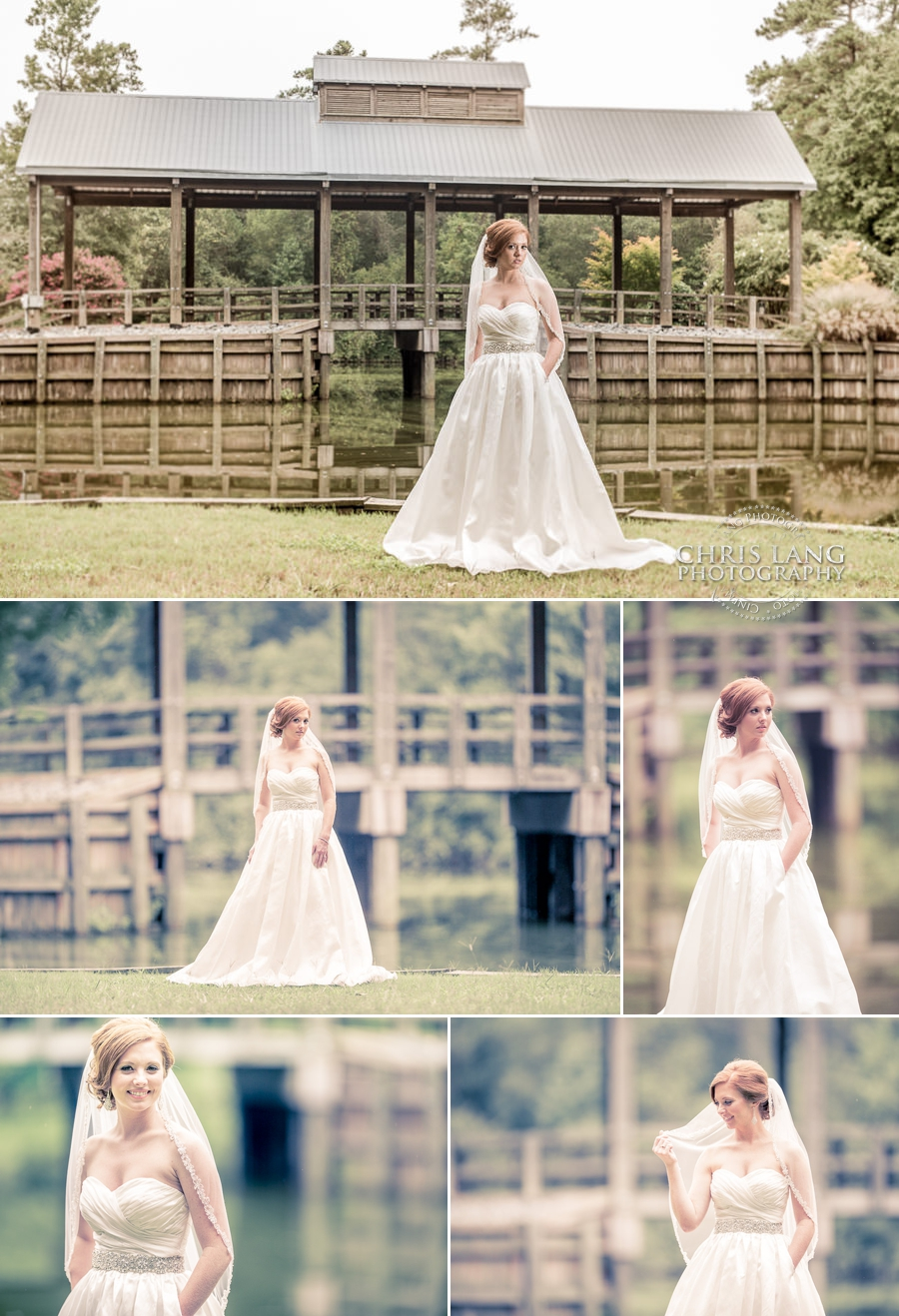 Bridal session at River Landing Wallace NC - Wedding Dress - Bridal Photos - Wedding Ideas