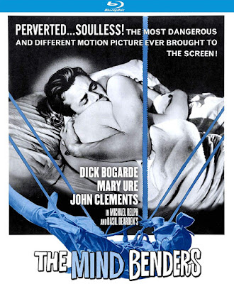 The Mind Benders 1963 Bluray