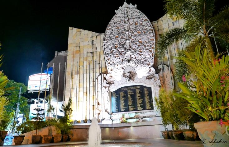 monuments � bali