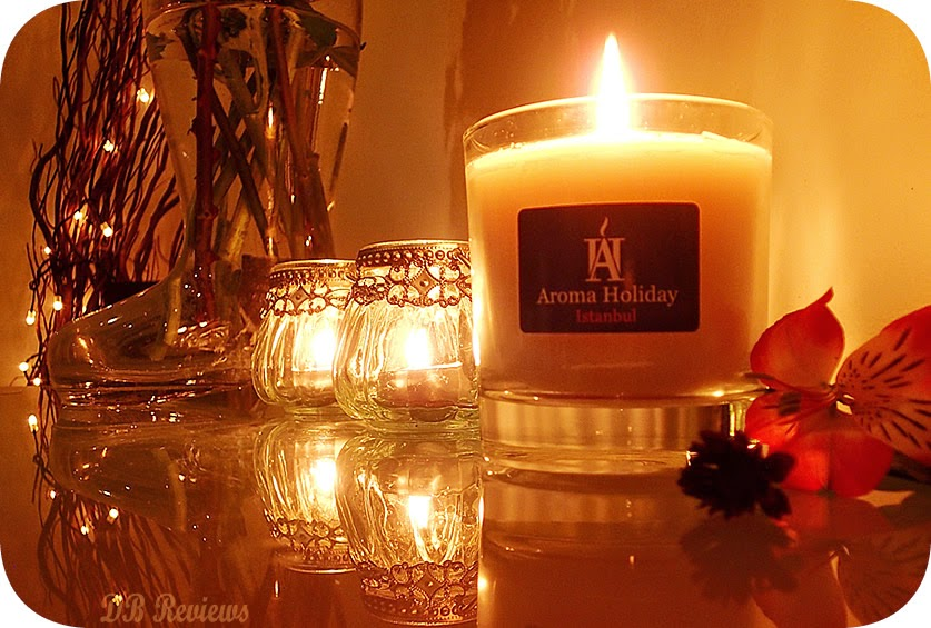 Aroma Holiday Instanbul candle