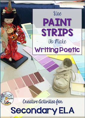 Paint Strips, poems, poetry, imagery