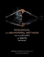 Ecological and Behavioral Methods for the Study of Bats by Thomas Kunz and Stuart Parsons