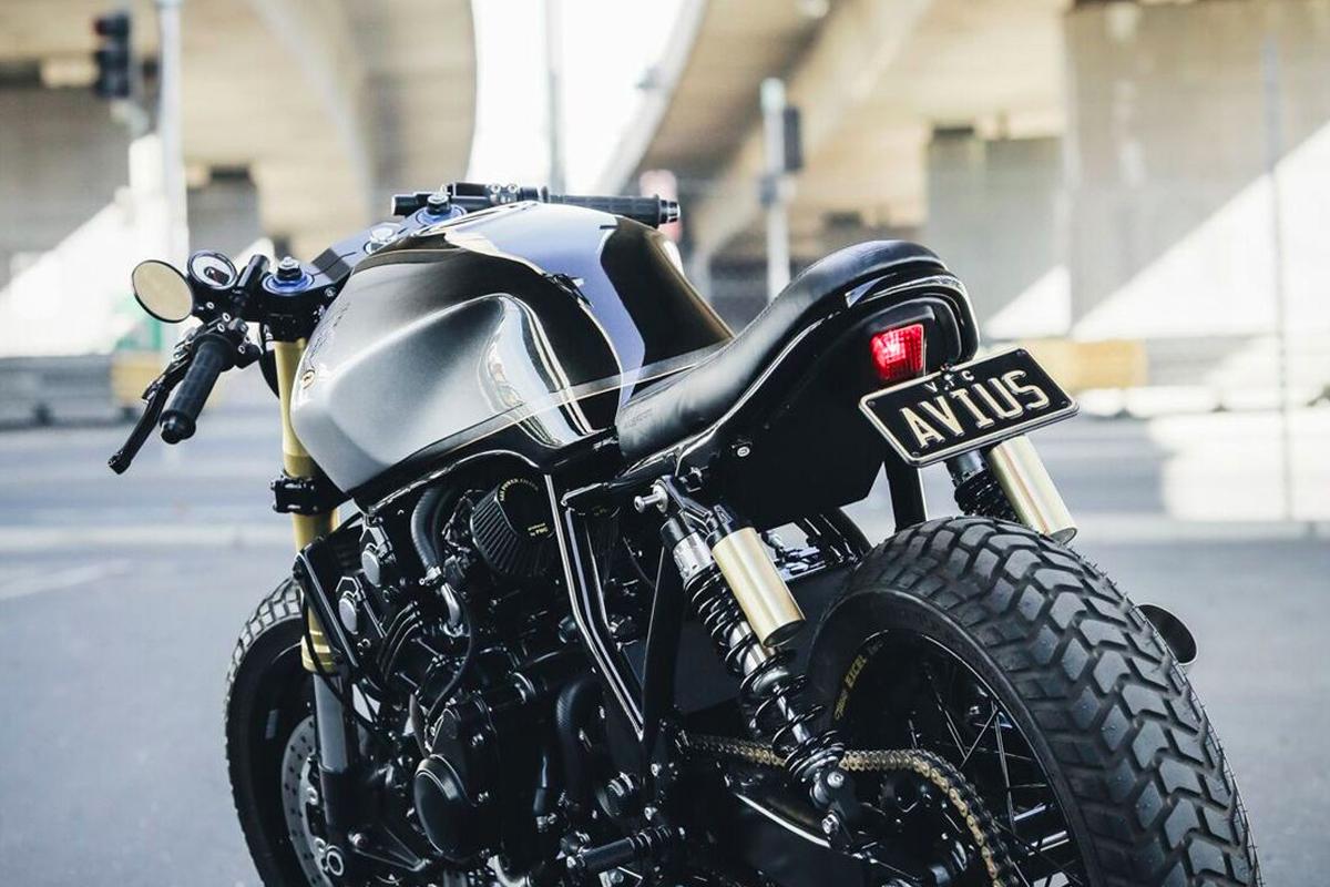 Tron Legacy Motorcycle - Ducati Sport 1000 | Return of the