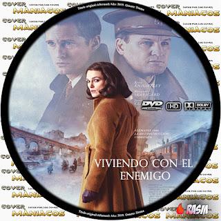 GALLETA VIVIENDO CON EL ENEMIGO - AFTERMATH - 2019 [COVER DVD]