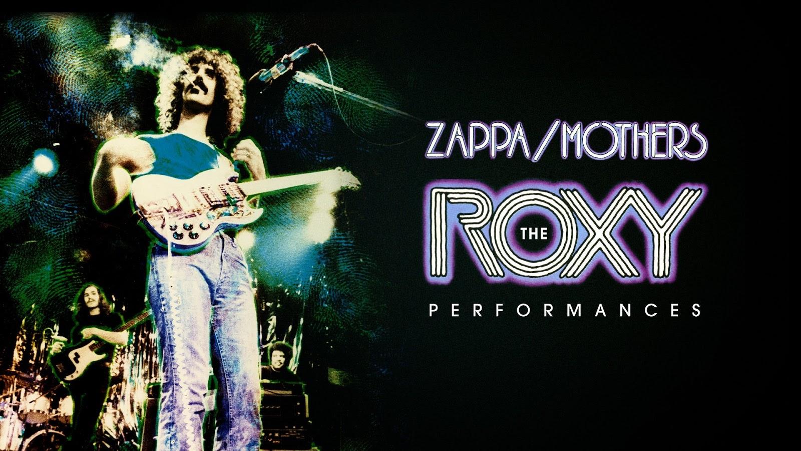 Frank Zappa Happy Birthday inside radio dupree: the zappa roxy shows on 7 cd's