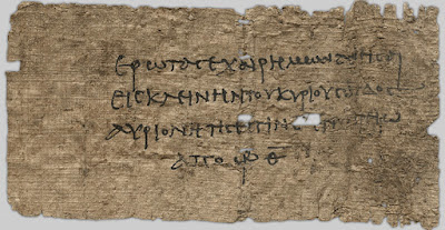 Rediscovered papyri shed light on ancient Egypt