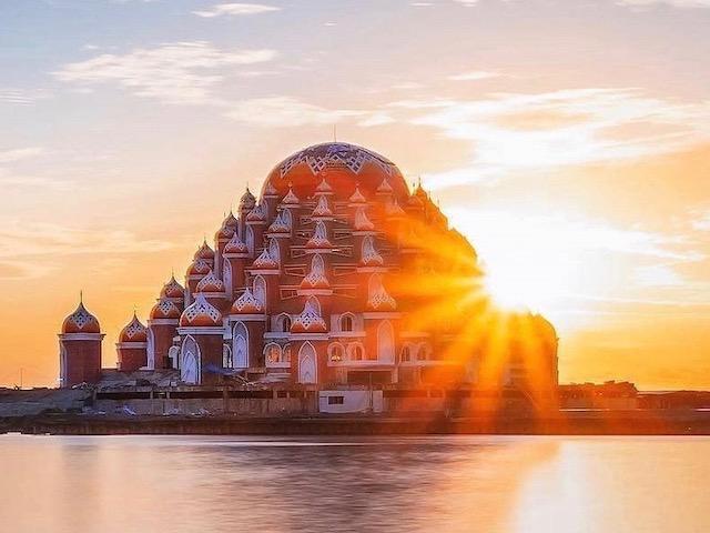 99 Domes Mosque Makassar