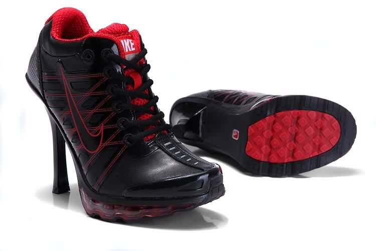 Girls Red And Black Leggings