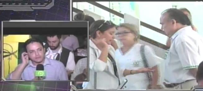 Henry Montero confirmó que el paro médico se mantiene en Santa Cruz / Captura pantalla PAT