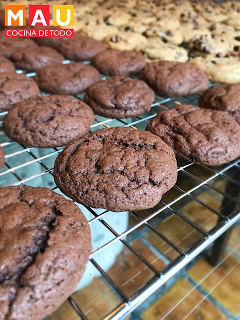 galletas nutella suavecitas faciles receta mau cocina de todo