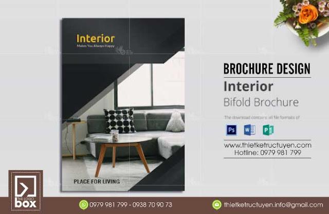 Cảm hứng thiết kế brochure (Phần 2)