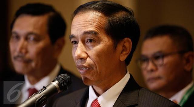 Jokowi: Saya Maunya Kerja Cepat, Ngebut, Harus Selesai, Biar ngak Mangkrak Terus!