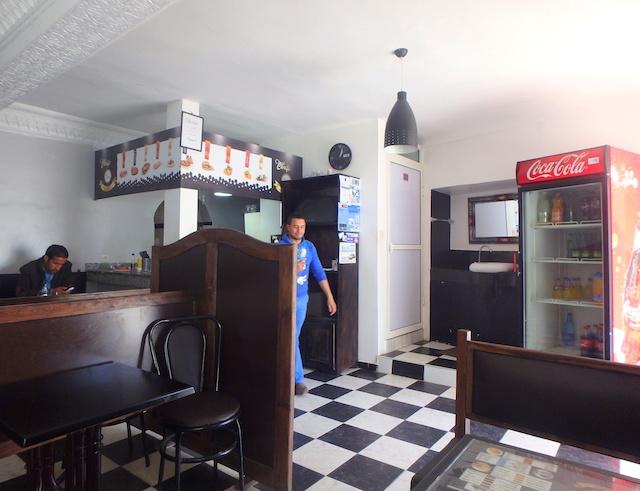 Café Restaurant Ch'rif, Essaouira, Morocco