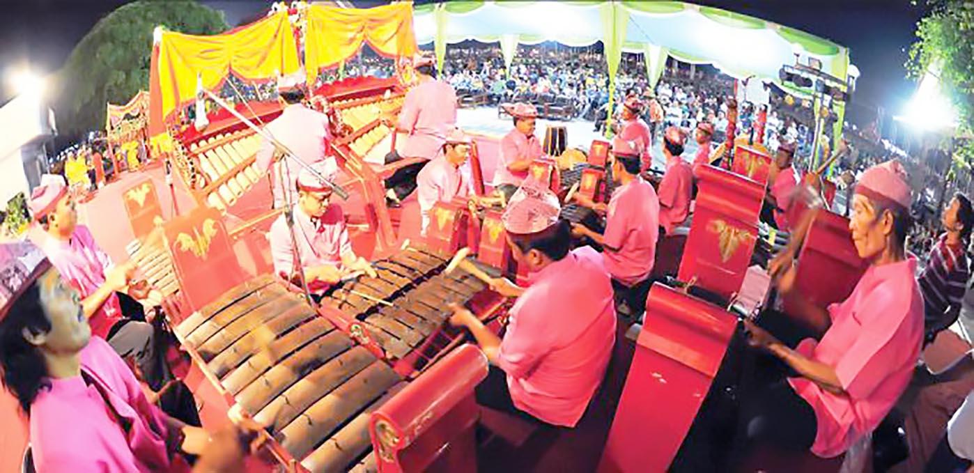 Angklung Caruk, Alat Musik Tradisional Dari Banyuwangi Jawa Timur