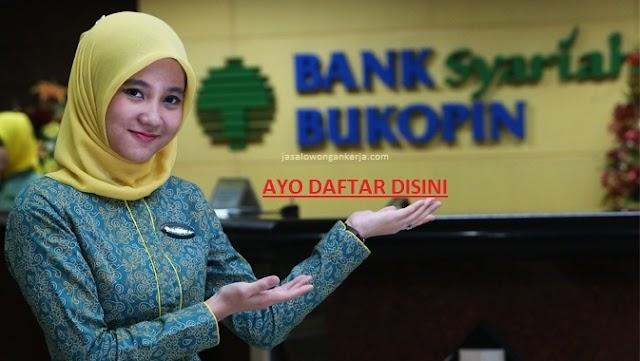 Lowongan Kerja Bank Syariah Bukopin - Management Development Program