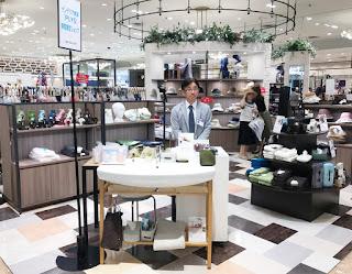 千里阪急百貨店での催事させていただきました。