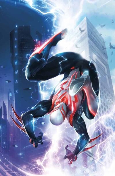 Spiderman Todos Sus Trajes Y Versiones Diferentes Y Alternativos