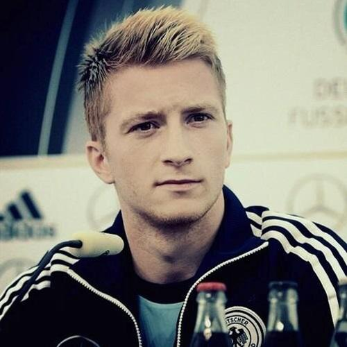 Marco reus hairstyle haircut 2017 winobraniefo Image collections