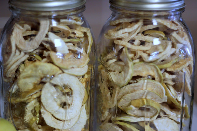 dehydrate apples