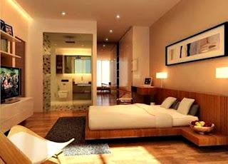 desain interior apartemen tipe 21