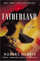 cover art fatherland by robert harris