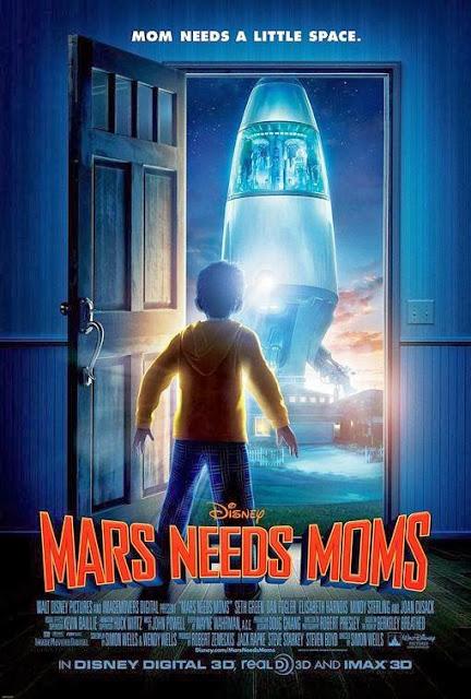 Marte Necesita Mamas DVDRip Español Latino
