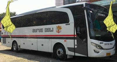Harga Tiket Lebaran 2016 Bus Surya Bali