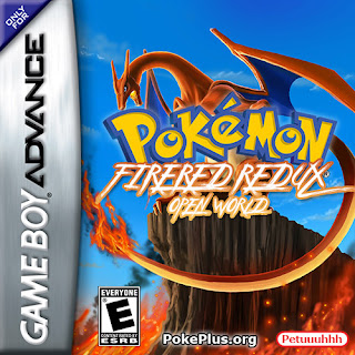 pokemon firered redux