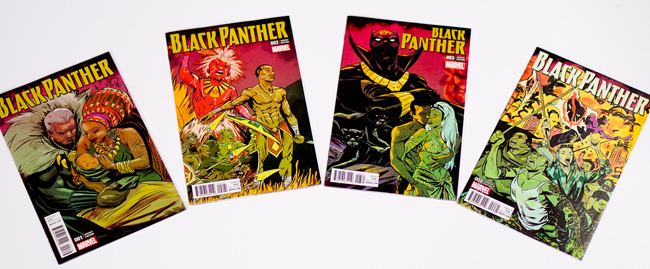 Cultural Front  Sanford Greene s Black Panther variant covers eeea98def131