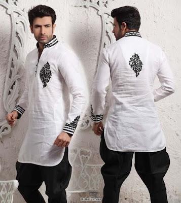 baju muslim pria modern terbaru dari arab