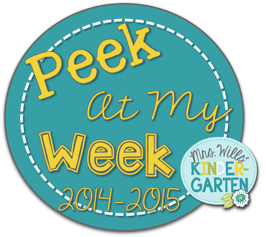 http://www.mrswillskindergarten.com/2015/01/peek-at-my-week.html