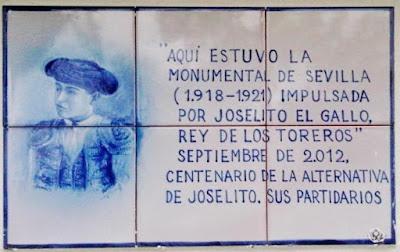 Plaza Monumental de Sevilla