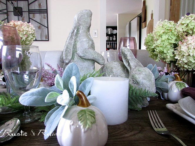 Over 20 gorgeous Fall Tables for Entertaining