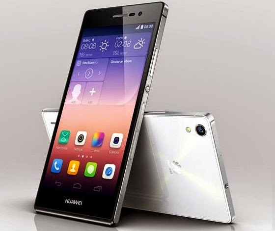 Harga Huawei Ascend P7