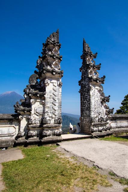 Porta Pura Penataran Agung Lempuyang temple-Bali