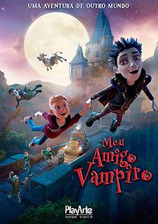 Meu Amigo Vampiro - BDRip Dublado