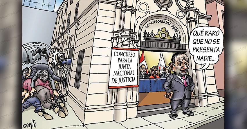 Carlincaturas Lunes 1 Julio 2019 - La República