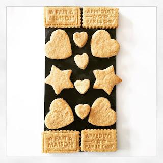 Biscuits au beurre pour le goûter des enfants