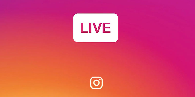 stream live video on instagram from iphone
