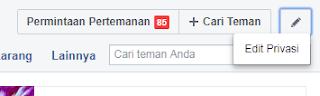 Cara Menyembunyikan Jumlah Teman di Profil Facebook